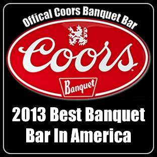 Best Banquet Bar Award