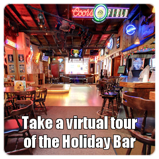 Virtual tour of the Morrison Holiday Bar