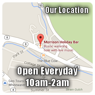 Morrison Holiday Bar Location