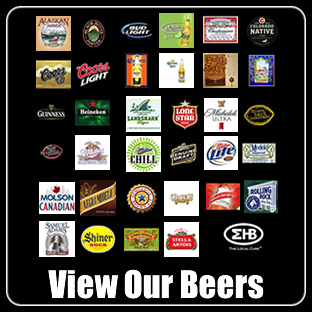 View Our Beer Selection